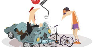 letselschade bij verkeersongeval