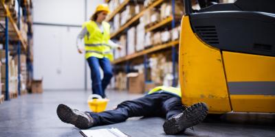 Letselschade en veiligheid op de werkvloer